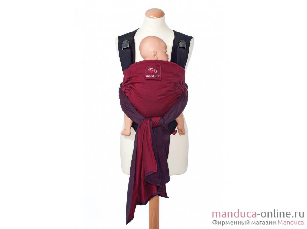 manduca DUO Red 2440242000 в фирменном магазине Manduca