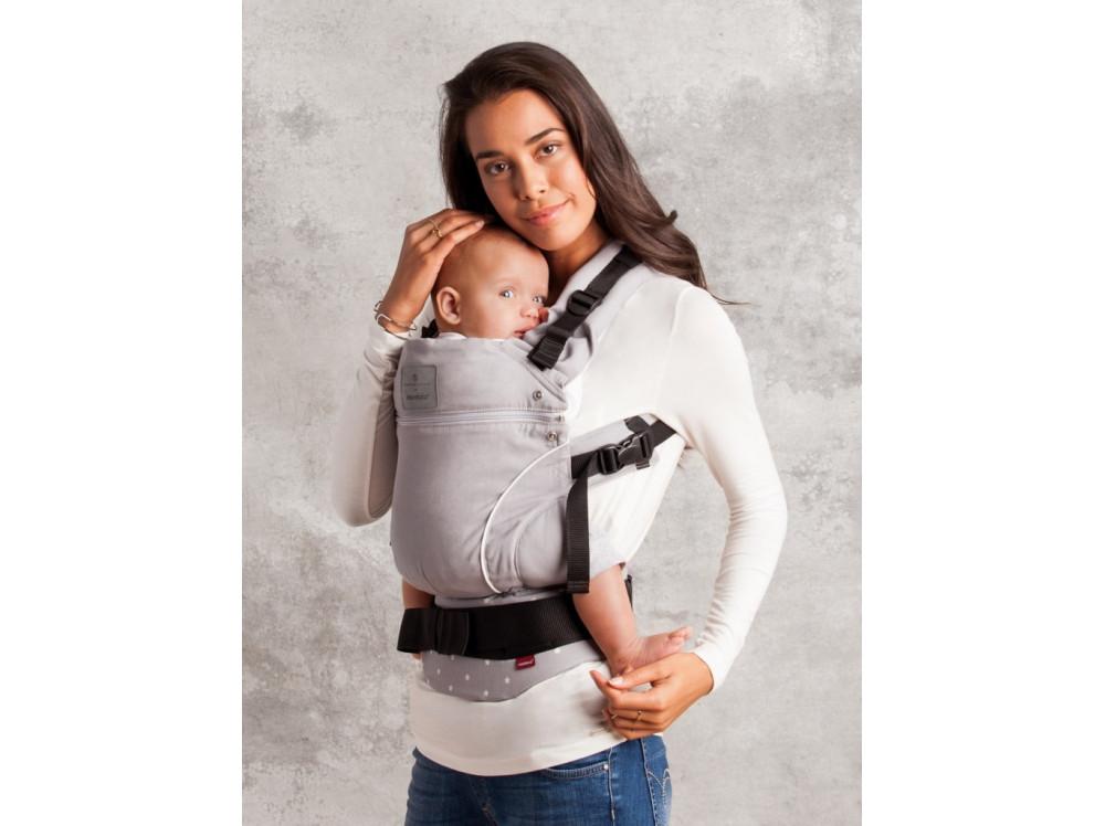 Слинг-рюкзак bellybutton by manduca MilkyStars