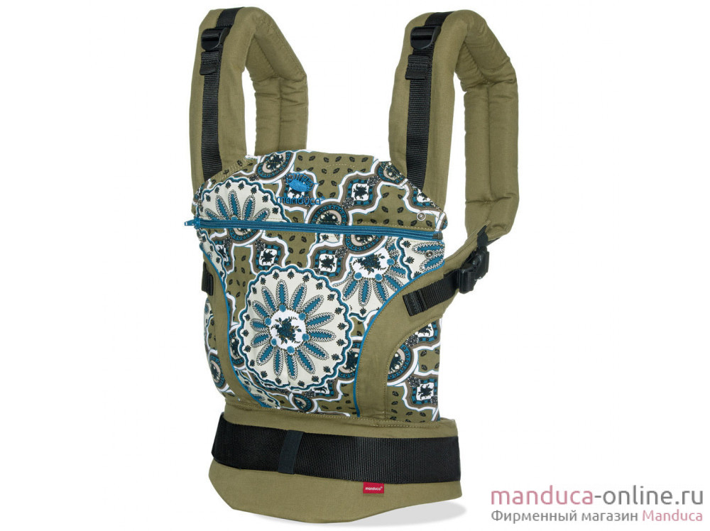 Слинг-рюкзак manduca limited MandalaHerbs