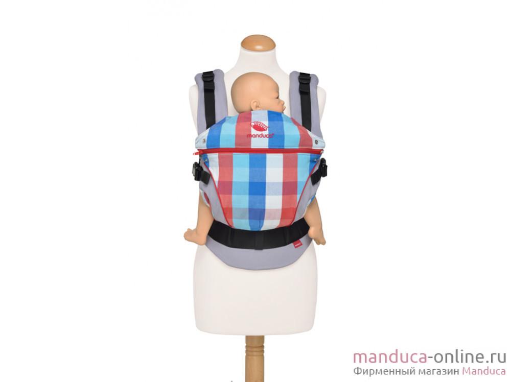 Слинг-рюкзак manduca Limited Edition VividRed