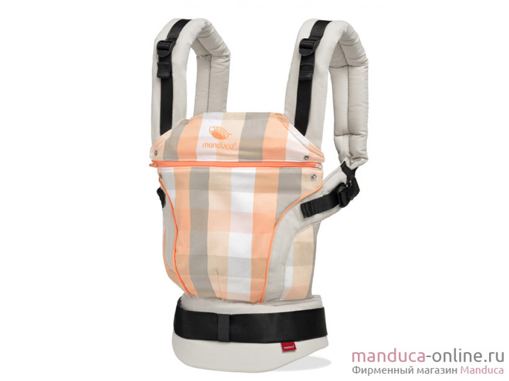 Слинг-рюкзак manduca Limited Edition VividOrange