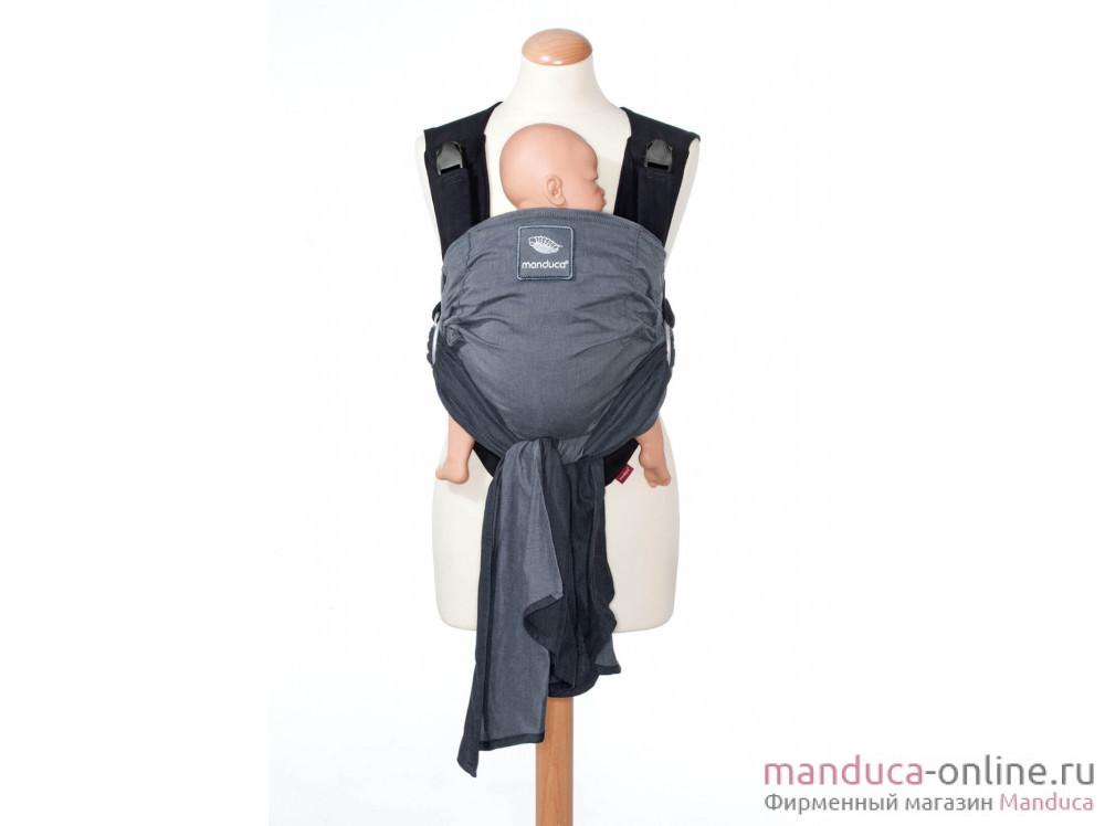manduca DUO Grey 2440280000 в фирменном магазине Manduca
