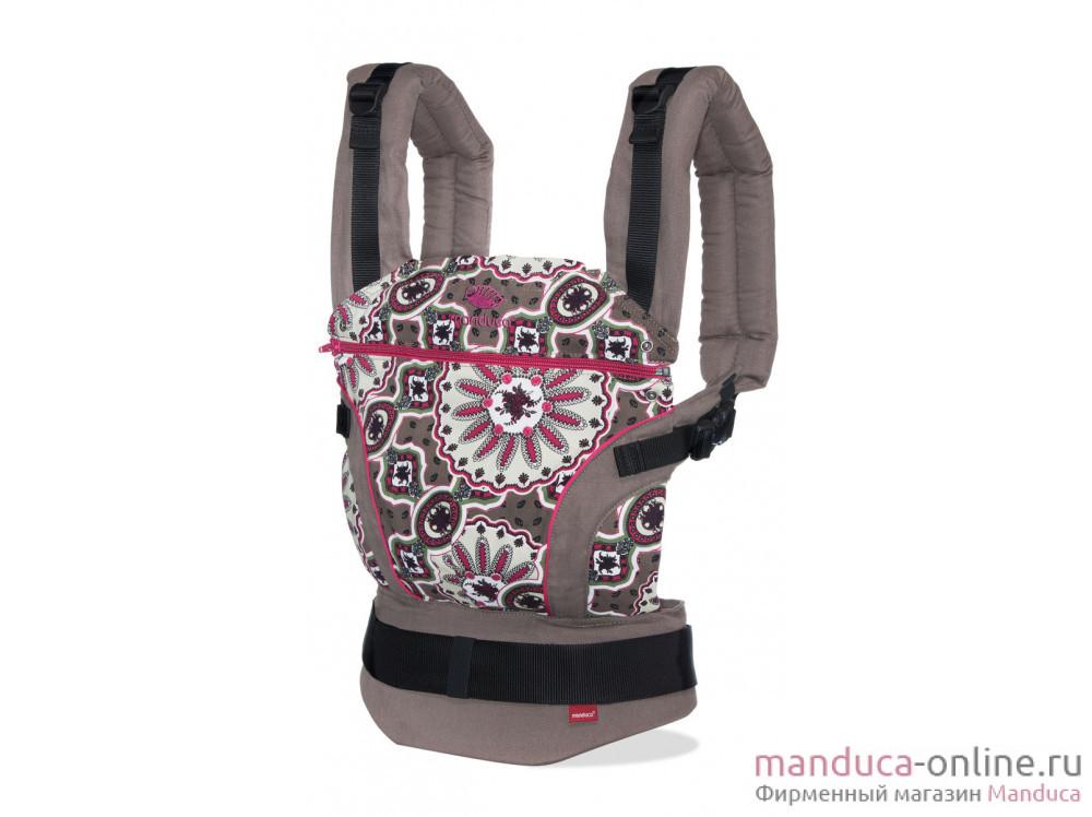 Слинг-рюкзак manduca limited MandalaEarth