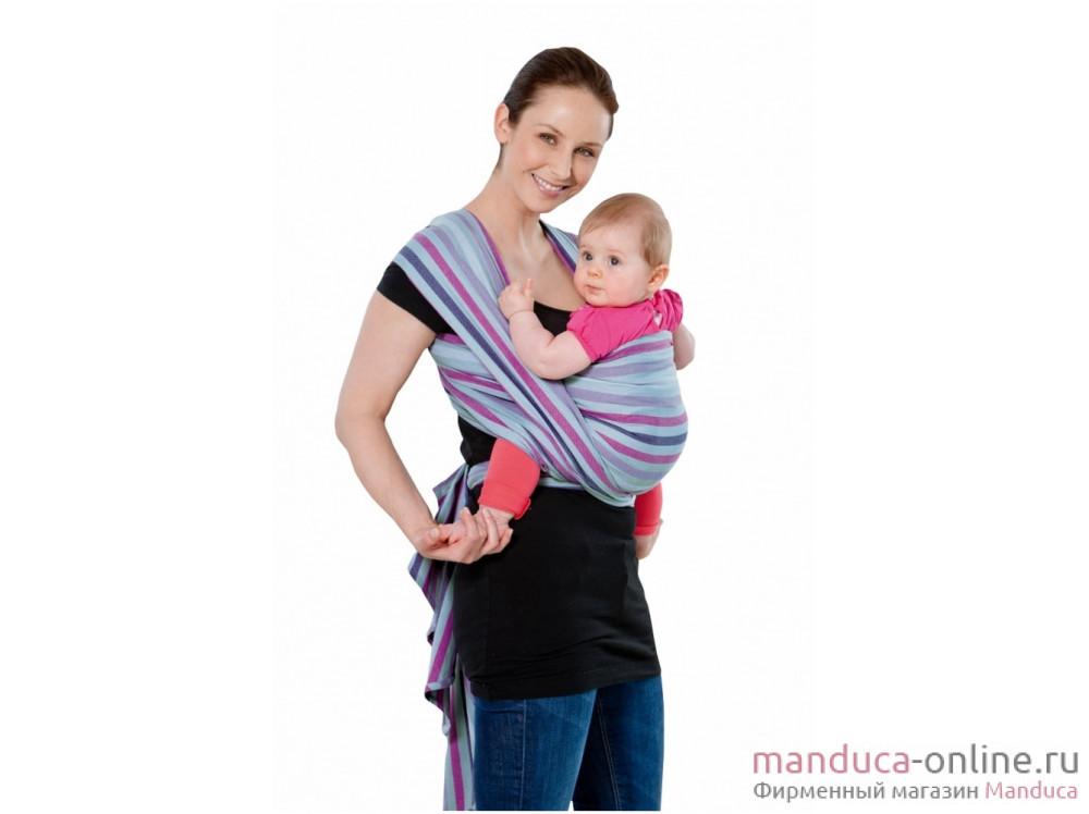 Тканый слинг-шарф MANDUCA Amazonas Mystic