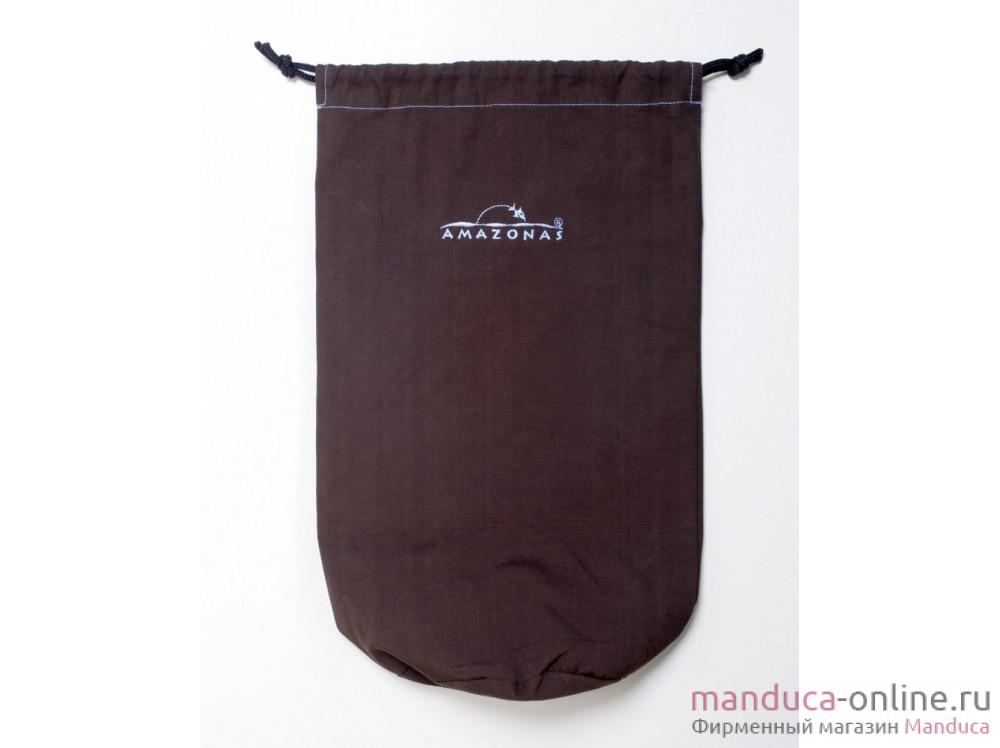 Эргономичный слинг-рюкзак MANDUCA Amazonas Smart Carrier Earth (земля)