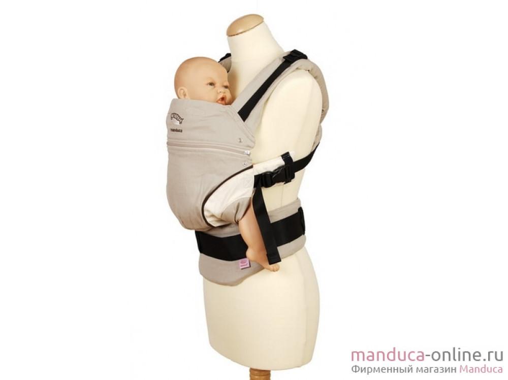 Слинг-рюкзак manduca First Sand