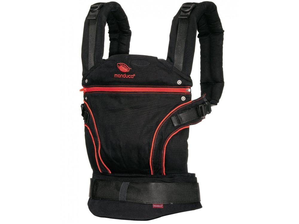 Слинг-рюкзак manduca BlackLine RadicalRed