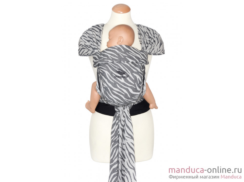 Май-слинг manduca Twist manduca LimitedEdition Zebra