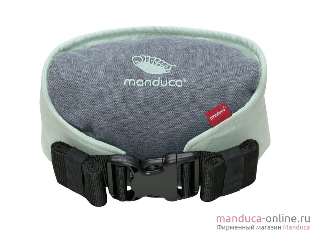 Май-слинг manduca Twist manduca Grey-Mint