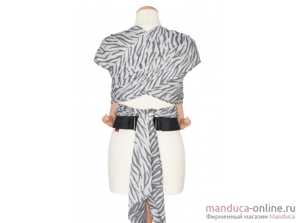 Май-слинг manduca Twist manduca LimitedEdition Zebra
