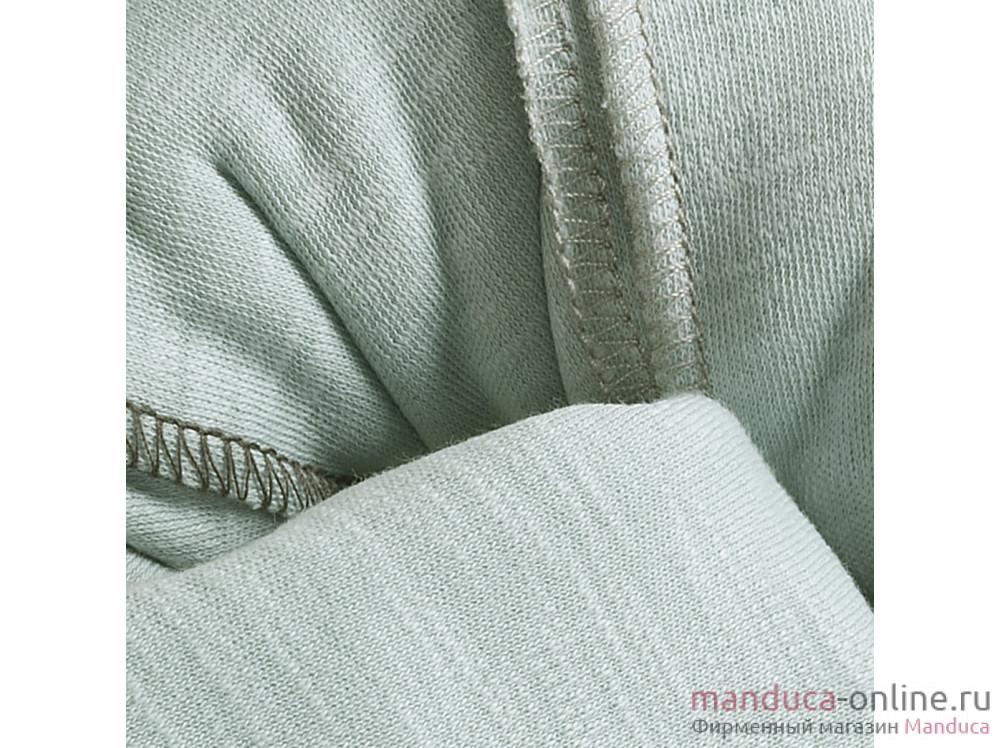 Трикотажный слинг-шарф manduca sling mint