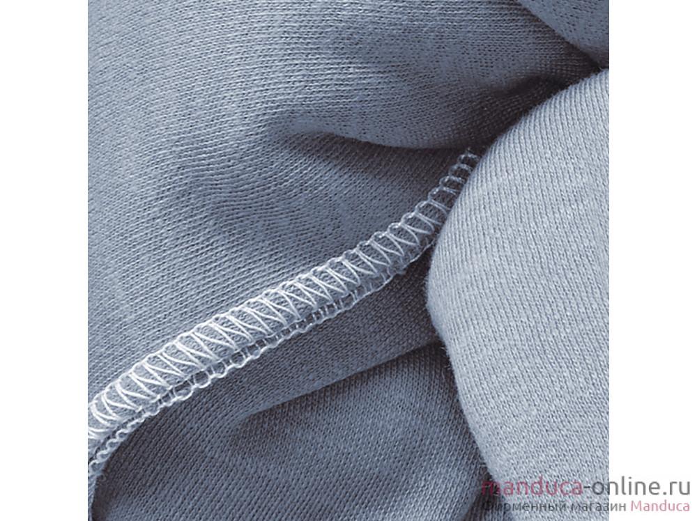 Трикотажный слинг-шарф manduca sling skyblue