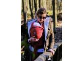 Трикотажный слинг-шарф manduca sling rouge