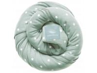 Трикотажный слинг-шарф manduca LimitedEdition LittleStars mint