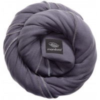 Трикотажный слинг-шарф manduca sling slate