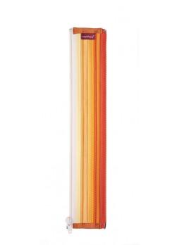 Вставка на молнии manduca ZipIn orange (оранжевая)