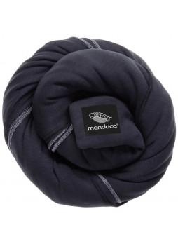 Трикотажный слинг-шарф manduca sling black
