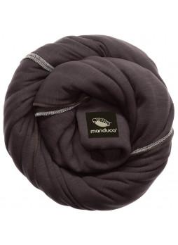 Трикотажный слинг-шарф manduca sling chocolate