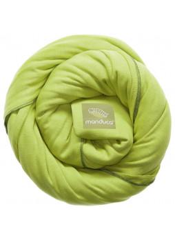Трикотажный слинг-шарф manduca sling lime