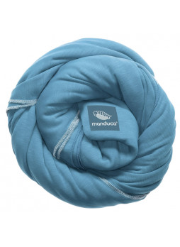 Трикотажный слинг-шарф manduca sling ocean