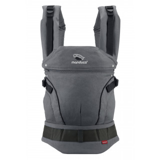 Слинг-рюкзак manduca First Grey/Black