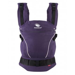 Слинг-рюкзак manduca PureCotton Purple