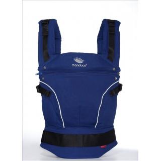 Слинг-рюкзак manduca pureCotton Royal blue