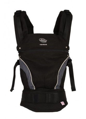Слинг-рюкзак manduca First Black
