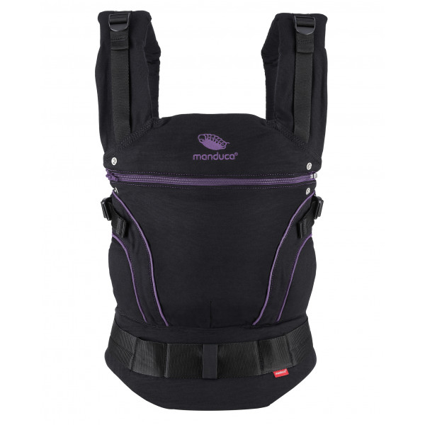 Слинг-рюкзак manduca BlackLine MidnightPurple
