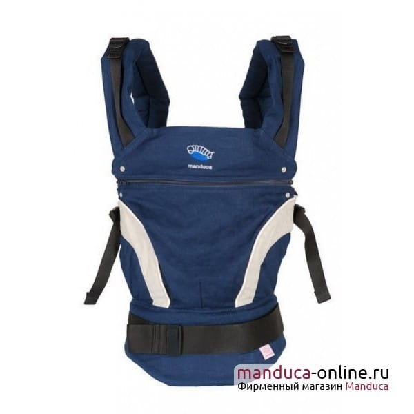 Слинг-рюкзак manduca First Navy