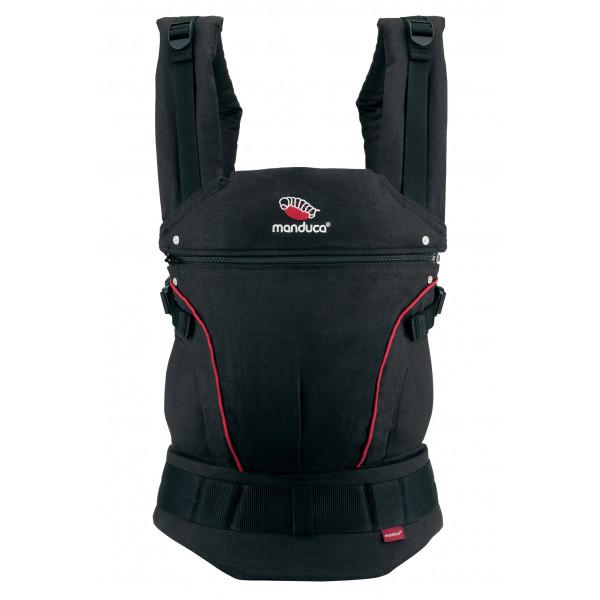 Слинг-рюкзак manduca First Black/Red