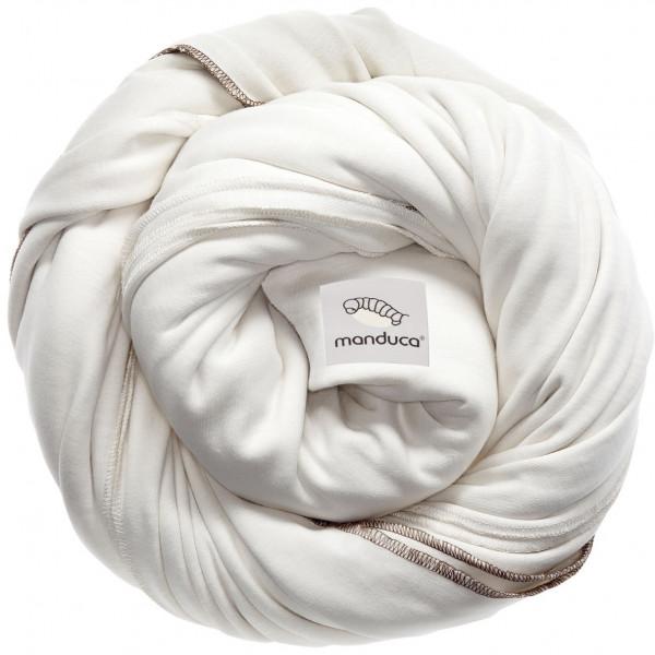 Трикотажный слинг-шарф manduca sling ecru